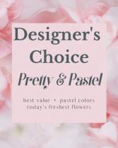 Designer's Choice - Pretty & Pastel