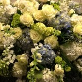 Designers Choice Roses and Hydrangea