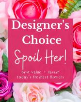 Designer's Choice - Spoil Her!
