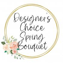 Designer's Choice Spring Bouquet