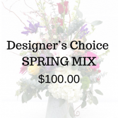Designer's Choice Spring Mix