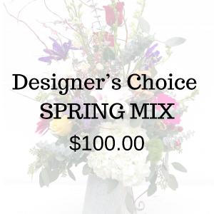 Designer's Choice Spring Mix in Huntington, TX | LIZA'S GARDEN
