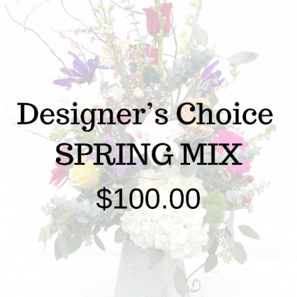 Designer's Choice Spring Mix