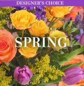 Designers Choice Springtime  Vase
