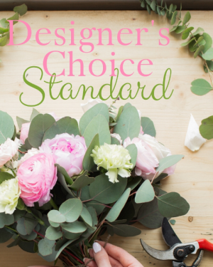 Designer's Choice Standard in Kannapolis, NC | MIDWAY FLORIST OF KANNAPOLIS