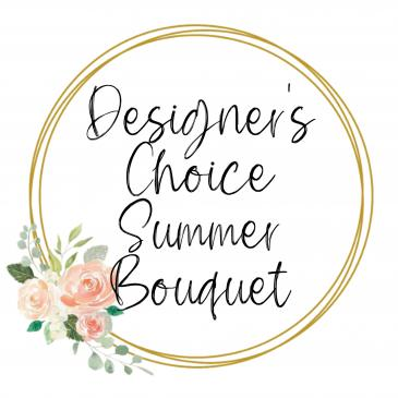 Designer's Choice Summer Bouquet
