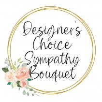 Designer's Choice Sympathy Bouquet