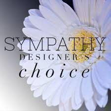 Designers Choice Sympathy Standing Easel Spray