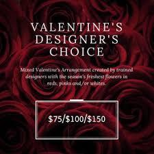 Designer's Choice Valentine