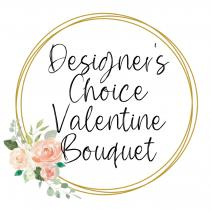 Designer's Choice Valentine Bouquet
