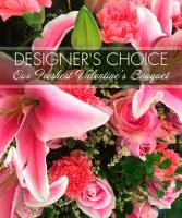 Designer's Choice Valentine Flowers