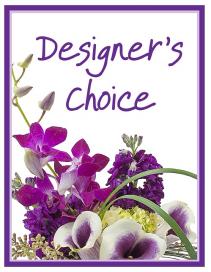 Designer's Choice Fresh Flower Arrangement