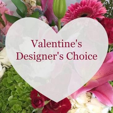 Designer's Choice: Valentine's Day!