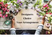 Designer's Choice  Vase