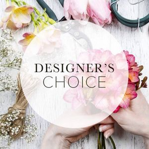 Designers Choice Vase  Arrangement in Prince George, BC | MRS FLOWERS FRESH FLOWERS & GIFTS