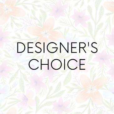 Designer's Choice Vase Arrangement