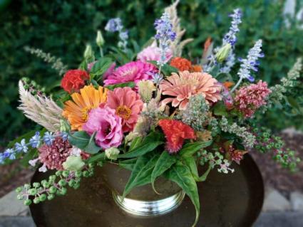 Designers Choice Vase - Garden-Style