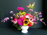 Designers Choice Vase - Rich & Vibrant
