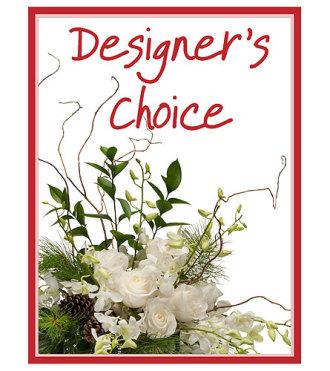Designer's Choice - Winter Arrangement