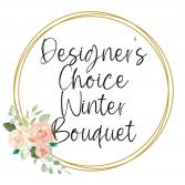 Designer's Choice Winter Bouquet