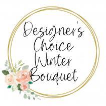 Designer's Choice Winter Bouquet