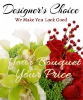 """""Designers Choice   Xmas Arrangement"