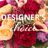 Designers Exclusive Flower Arrangement