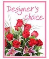 Designer's Love Mixed Arrangement
