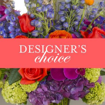 Designers Premium Choice Vase arrangement