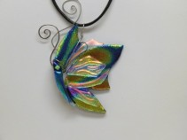Designs of the Desert Dichroic Glass Creations