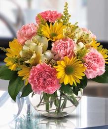Desk Topper Fresh Arrangement in Indianapolis, IN | SHADELAND FLOWER SHOP