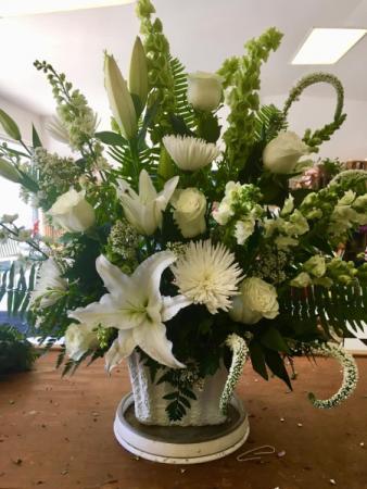 Devoted Memory Sympathy Flowers