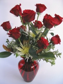 Devotion Red Roses