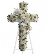 Devotional farewell Sympathy funeral arrangement