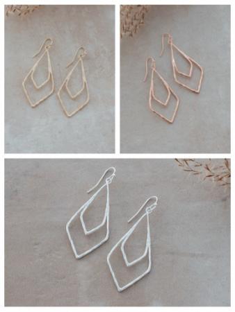 Jude Earrings  Glee Jewelry
