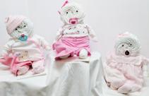 Diaper Baby Girl