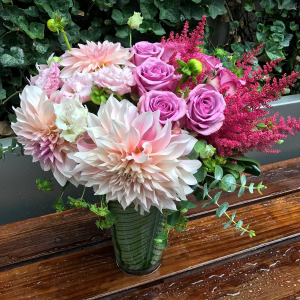 Dignified Dahlia's   in Oakville, ON | ANN'S FLOWER BOUTIQUE-Wedding & Event Florist