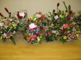 Exquisite Floral  Baskets