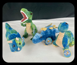 Dinosaur Stuffed Animal  in Bryan, TX | NAN'S BLOSSOM SHOP