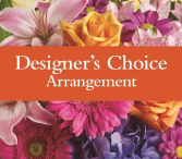 Designer's Choice Vase of the Day Arrangement
