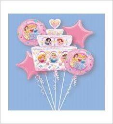 Disney Princess Balloon bouquet ***SPECIAL PRICE***