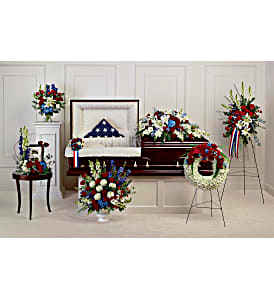 Distinguished Service Collection Funeral