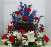 Distinguished Service Tribute Arrangement