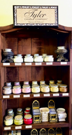 Diva, Tyler, Limelight, Cowboy, Kathina and More ! Tyler Candles in Eagle Pass, TX | EVA'S FLOWER SHOP & GIFTS