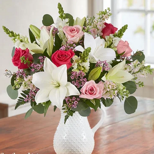 Divine Delights Mixed Floral Bouquet
