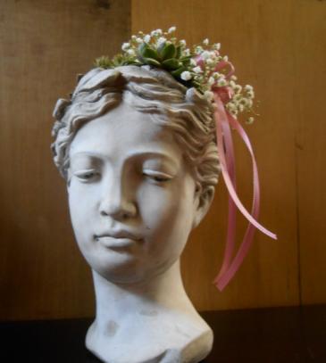 Divine Goddess Succulent Planter