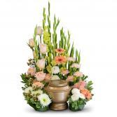 Divine Grace Surround Arrangement