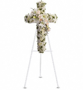 Divine Light by Teleflora  in Valley City, OH | HILL HAVEN FLORIST & GREENHOUSE