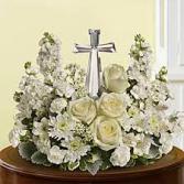 Divine Peace Bouquet Sympathy Flowers