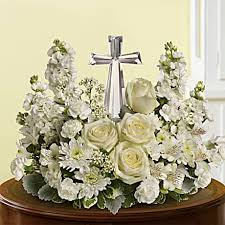 Divine Peace Bouquet Sympathy Flowers